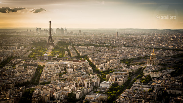 Paris, hier soir. Paris Piotr Schmidt #306946