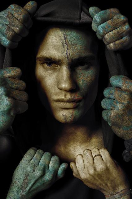 Repressione portret artystyczny Radoslaw Kwast #328560