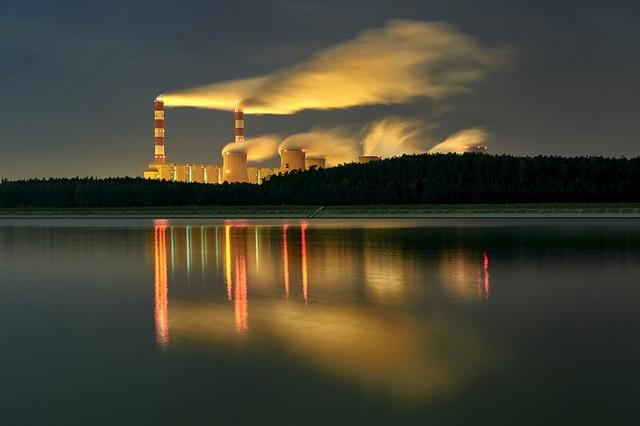 JAN SIEMINSKI Elektrownia