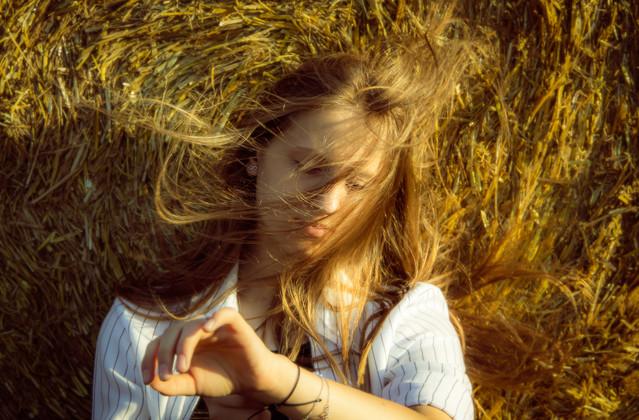 Ona jest ze snu a ubrana w codzienność... Katarzyna Sypniewska