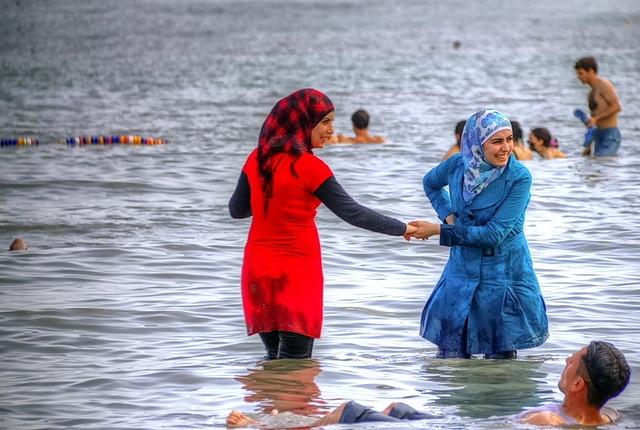 Kąpiel w Morzu Martwym Zbigniew Stanislawski #138378