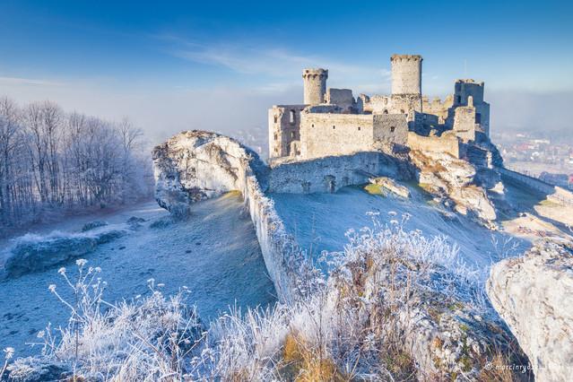 Zamek Ogrodzieniec w Podzamczu Marcin Rydzewski #335030