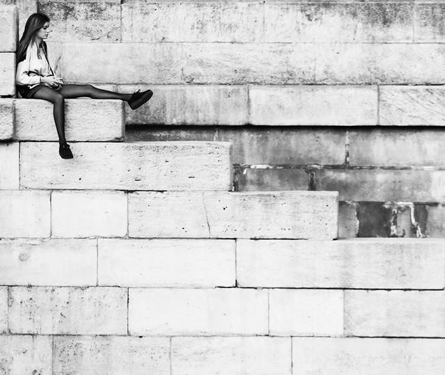 Ona Nad Sekwaną - Paryż 2016 Magdalena Szurek #300197