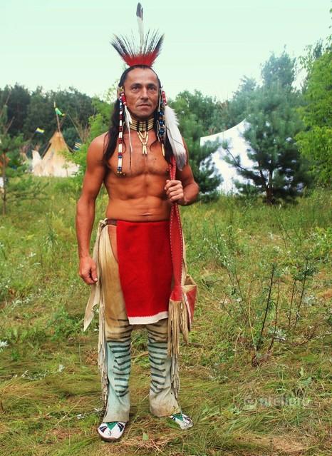 na zlocie polskich Indian Picasa #253089