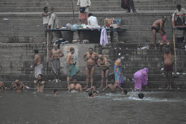 nad świetą rzeką Ganges Stanisław Hawrus #328244