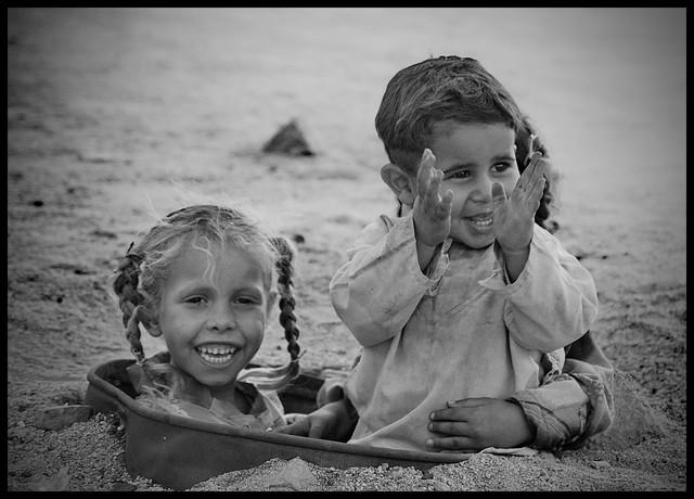Dzieci pustyni Piotr Galewski #214373