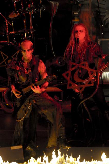 Gdzie jest krzyż???!!! \,,/ Koncert BEHEMOTH – 16.10.2011