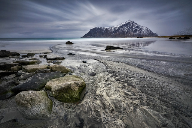 Skagsanden II Norwegia 2017, Lofoty JAN SIEMINSKI #305540