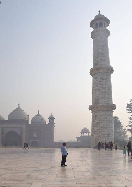 wieże Taj Mahal Stanisław Hawrus #324481