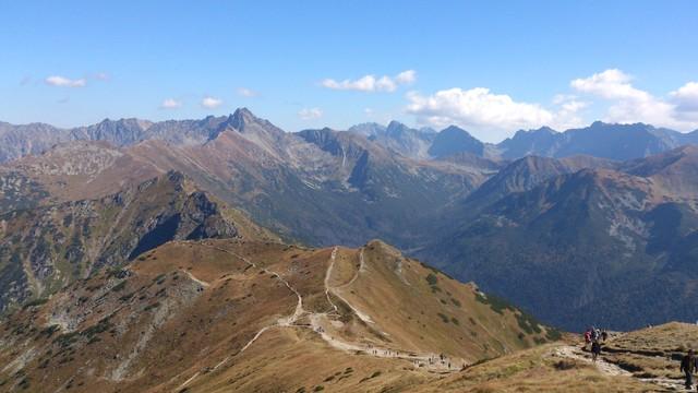 Tatrzańskie szczyty Kristof82 #314145