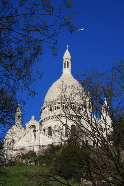 Sacre Coeur. Paris. Piotr Schmidt #107254