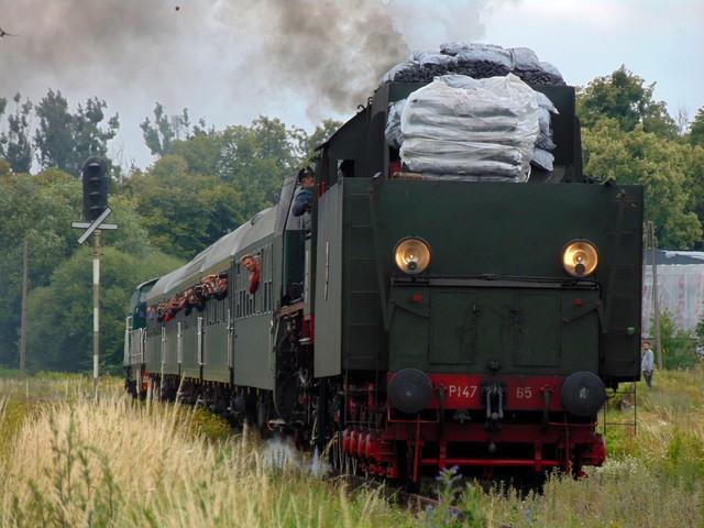 Pociąg w stylu retro. gizela #325737