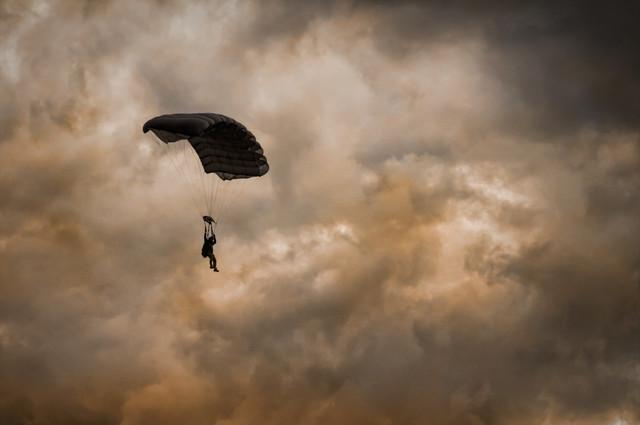 Katarzyna Sypniewska Spacer w chmurach