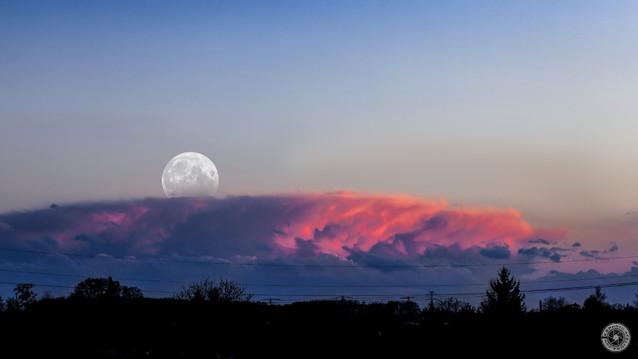 it's not a moon it's a space station Piotr Schmidt #271215