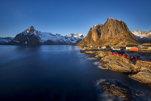 Hamnoy Norwegia JAN SIEMINSKI #310315
