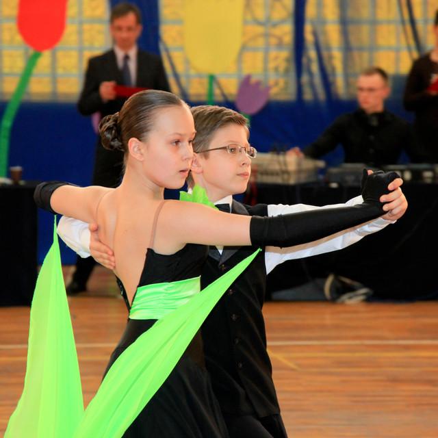 OTTT Powitanie Wiosny 2012  Ogólnopolski Turniej Tańca