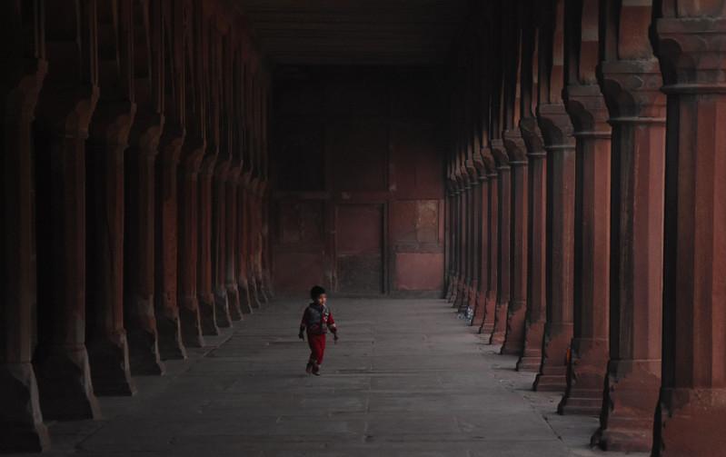 Stanisław Hawrus|Taj Mahal