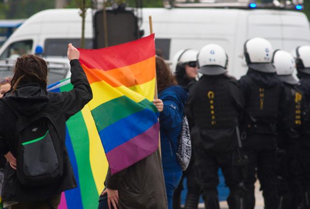 Parada równości 13.05.17 Kraków Krisstofferson #306644