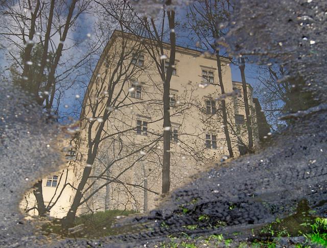po tamtej stronie - zamek w Pieskowej Skale Krisstofferson
