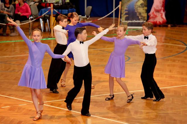 Ogólnopolski Turniej Tańca Towarzyskiego -WRATISLAVIA 2011. Blok