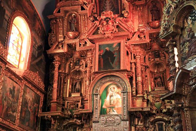Catedral de la Virgin de la Candelaria. Copacabana. Boliwia.