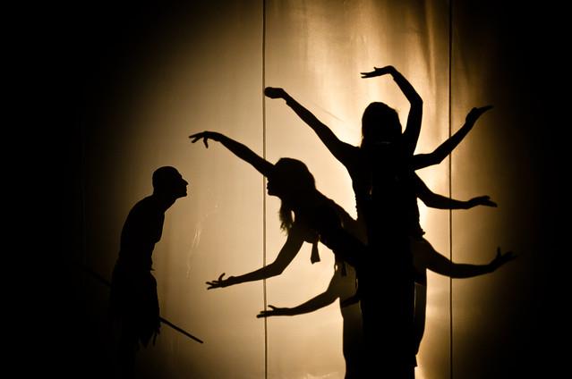 Prometeusz Fotografie pochodzą ze spektaklu ''Prometeusz'' w