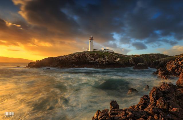 Fanad Head Lighthouse Ryszard Lomnicki #314640