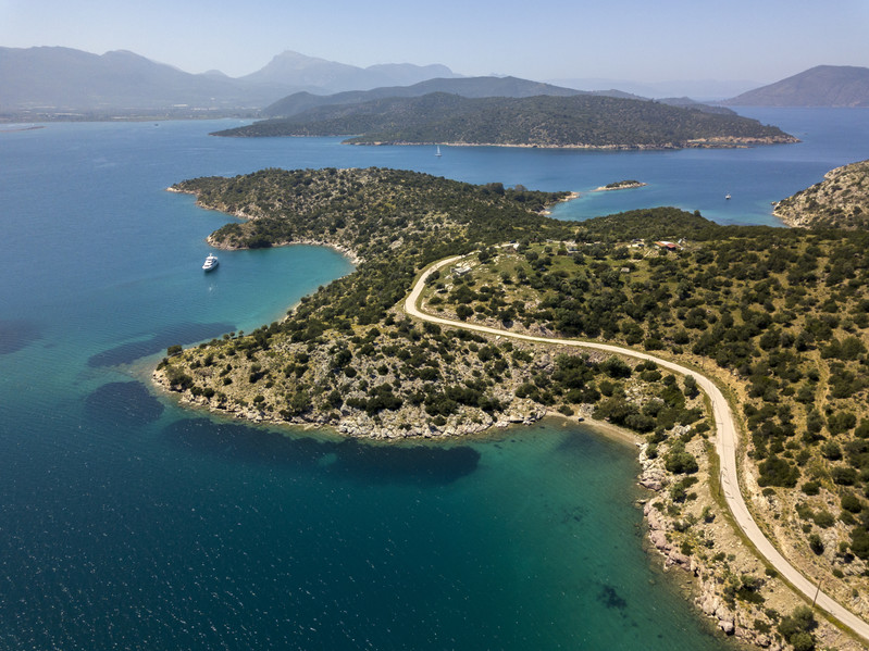 Arecki Sz|Poros Greece