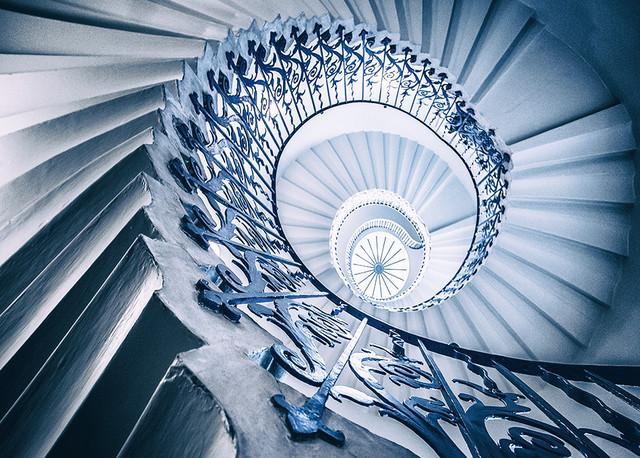 Magdalena Szurek The Tulip Stairs II