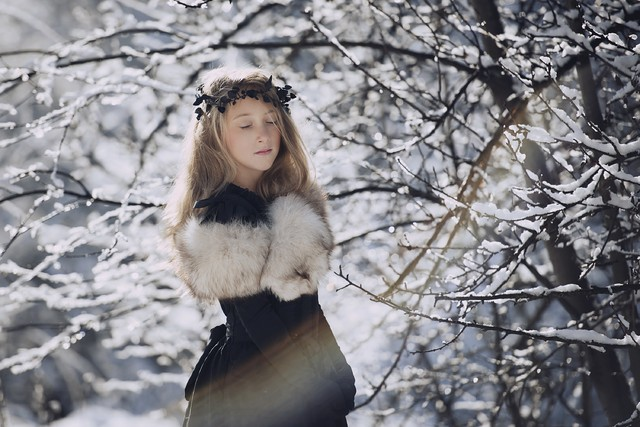 Zimowe sny Anna Ścigaj #314783