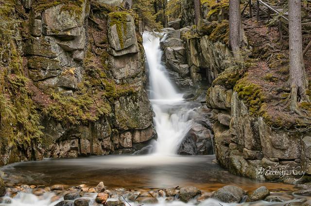 Wodospad Podgórnej innypunktwidzenia #310322