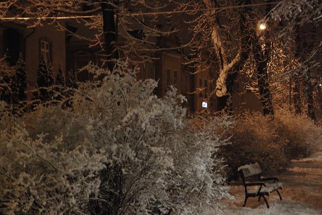 Zima w Rawiczu Włodzimierz Jędrzejczak #302495