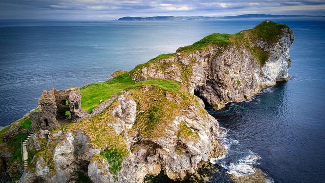 Kinbine Castle - N.Ireland atenytom #337084
