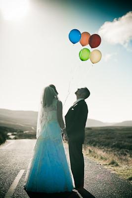 Krzysztof Dolinny Wicklow mountains wedding picture