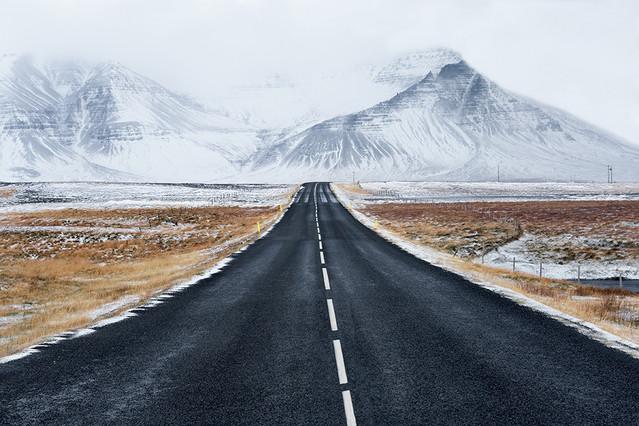 Droga Islandia JAN SIEMINSKI #287272
