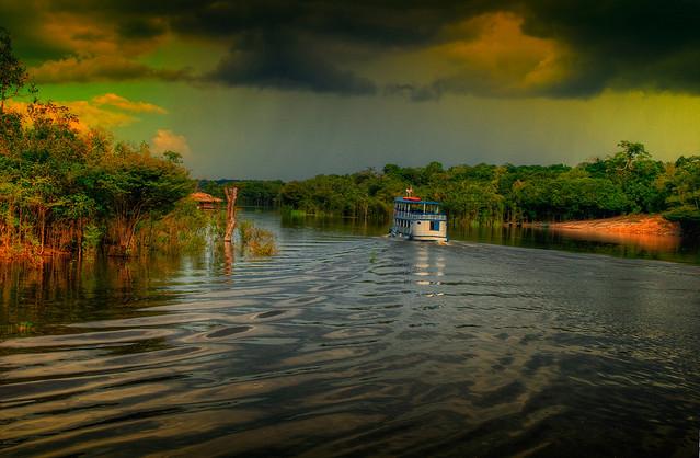 Zbigniew Stanislawski Amazonia