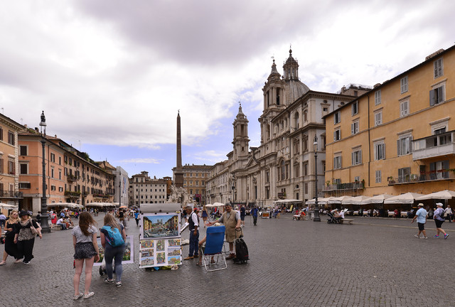 Piazzaq Navona - Roma Dariusz WojtaIa #321256