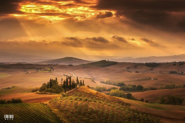 Tuscany Ryszard Lomnicki #310595